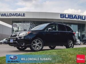 2015 Subaru Forester 2.5i Limited Pkg No Accident Off Lease