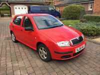 Skodia Fabia - fantastic town runabout, ideal for learners, economical to run