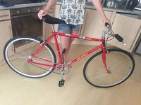 Reconditioned Old Skool single speed Raleigh Ace