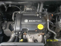 Wanted 1.0 Vauxhall Corsa C Twin port Engine Wanted.