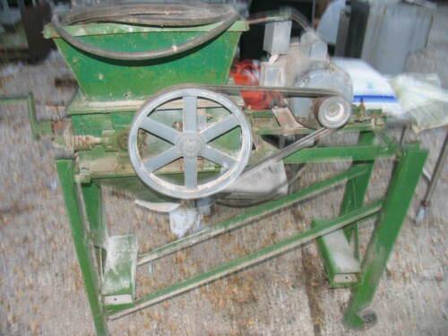 Henke Roller mill  Grain Feed Grinder Brewery Roller Mill