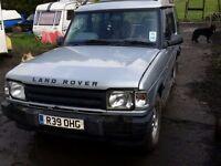 Landrover discovery 300tdi auto