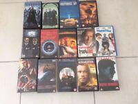 Film video cassettes
