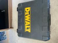 """1/4"""" Dewalt 110v corded router"""