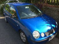 VW Polo 1.2 Petrol A/C with 12 months MOT