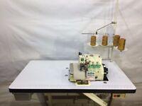 Yamato Industrial 3/4 Thread Overlocker Sewing Machine