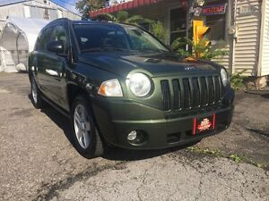 "2008 Jeep Compass """"""One Owner """" No Accidents """""""