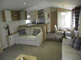 Stunning High Spec Sited 8 Berth Holiday Home, South West Wales