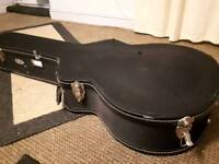 Acoustic guitar hardcase