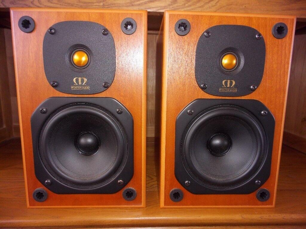 Monitor Audio Bookshelf Speakers