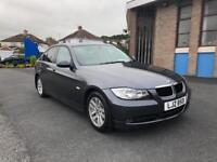 2007 BMW 320i SE Automatic, Long MOT, Low Miles, Great Condition, Service History, Great Spec