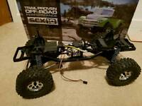 Axial SCX10 rc rock crawler