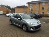 PEUGEOT 207 1.4 PETROL 2009 38000 MILES ONLY 1 YEAR MOT , CAT C IMMACULATE CONDITION
