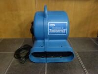 Drieaz Sahara E Turbodryer Carpet / Floor Dryer - 240v