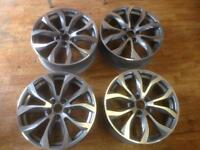 "18"" Audi Alloys Wheel With Diamond Cut Face . Brand new (Refurbished)"