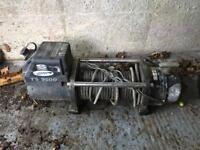 Superwinch ts 9500 spares or repair