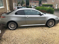 Alfa Romeo GT JTDM Coupe - 1.9 Diesel - 59,000miles - FSH