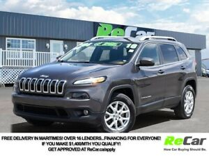 2016 Jeep Cherokee North 4X4 | HEATED SEATS | KEYLESS ENTRY