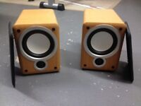 Denon SC-M73 speakers (pair)