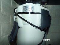 Aquarium filter 1400 liters per hour