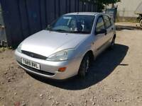 FORD FOCUS. 1.8 TURBO DIESEL. LONG MOT. TO CLEAR