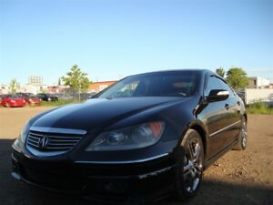 2005 Acura RL Power Sunroof, Navigation, AC, AWD