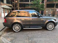 FSH Range Rover 22 overfinch Alloys