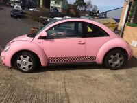 Spares or repair pink beetle 250 Ono