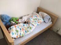 Mamas and Papas convertible cot bed