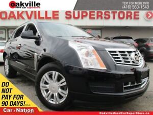 2013 Cadillac SRX LEATHER   ACCIDENT FREE   TOUCH SCREEN  