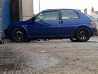 106 GTI (not vtr vts st rs)
