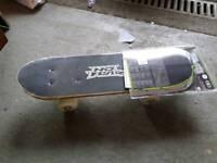 No Fear skateboard new