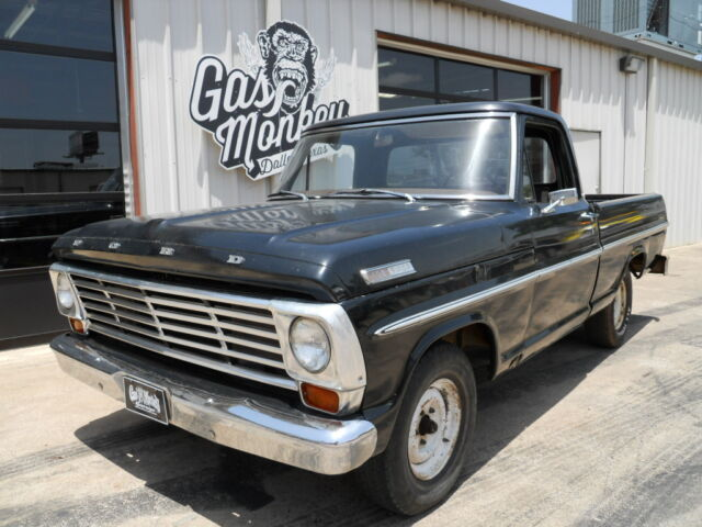 Image 1 of Ford: F-100 SWB V8 Black…