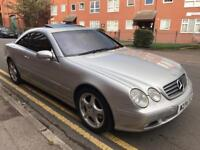 MERCEDES CL500 FULLY LOADED LOW MILEAGE 67k