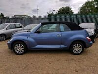 PT CRUISER CABRIOLET - FSH - 1 OWNER CAR - VERY LOW MILES - BARGAIN