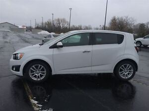 2013 Chevrolet Sonic LT/SUNROOF/REMOTE START/HEATED SEATS