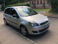 2007 FORD FIESTA ZETEC 1.4 TDCI 5DR **£30 ROAD TAX** 1YR MOT - ONLY 85000 MILES - FSH
