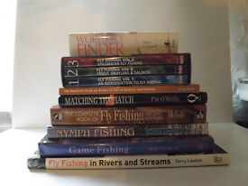 FLY FISHING: Books and DVDs. All the information about fly fishing you will ever need.