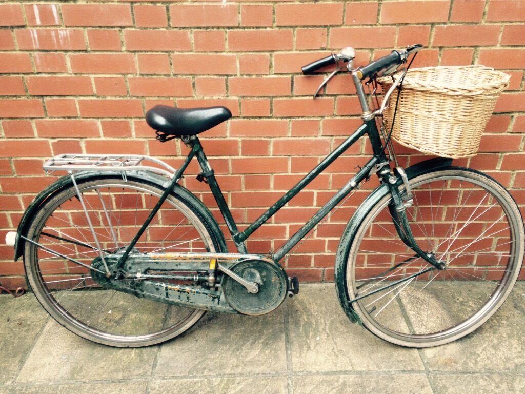 Vintage Women S Bike 15