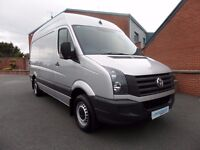 2012 Volkswagen Crafter CR35 109 Blue Motion Medium Wheel Base High Roof