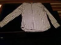 Men's Burton shirt size m