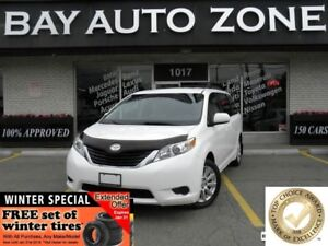 2011 Toyota Sienna LE AWD PWR SLIDING DOORS BACK UP CAM DVD 7 PA