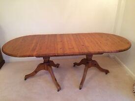 Farmhouse kitchen/dining table