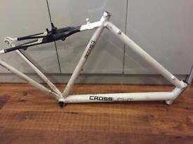 Kinesis Crosslight eco 3 - aluminium / carbon cyclocross frame