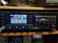 Icom 7400 and yaesu ft1200