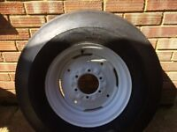 BRAND NEW TRACTOR FRONT TYRES