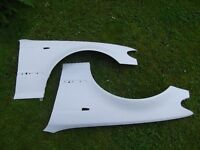 bmw e 46 pair of brand new front wings