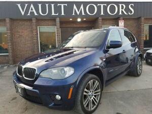 2011 BMW X5 w/NAVI/Leather/Sunroof +More xDrive35i