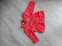 Baby Girl Coat / Jacket 1 - 1.5 years 12 - 18 mths
