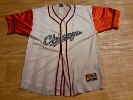 Baseball style Jersey chicago